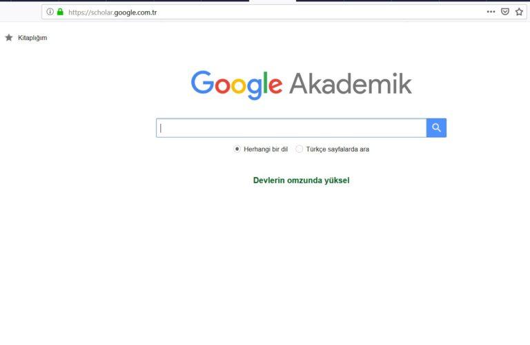 Google Scholar: Akses kasus pengadilan, makalah dan sumber akademis
