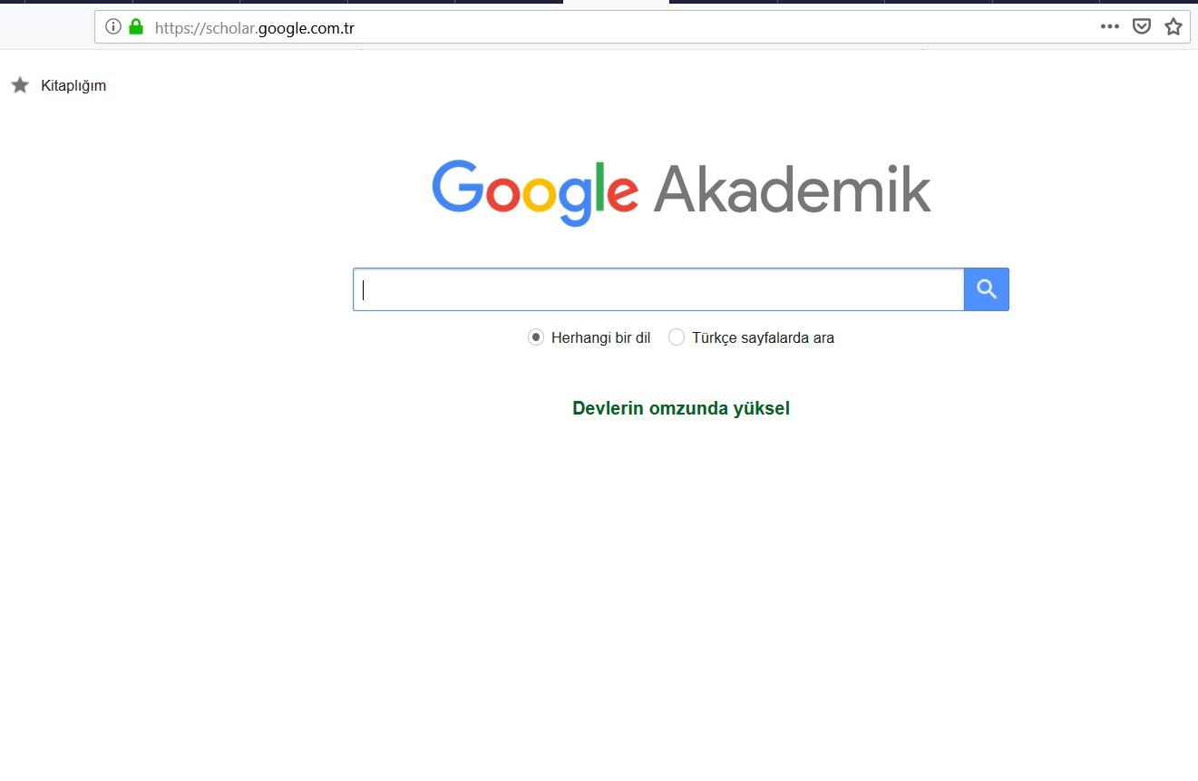 Google Akademik: Mahkeme davalarına ve akademik yayınlara ulaşın