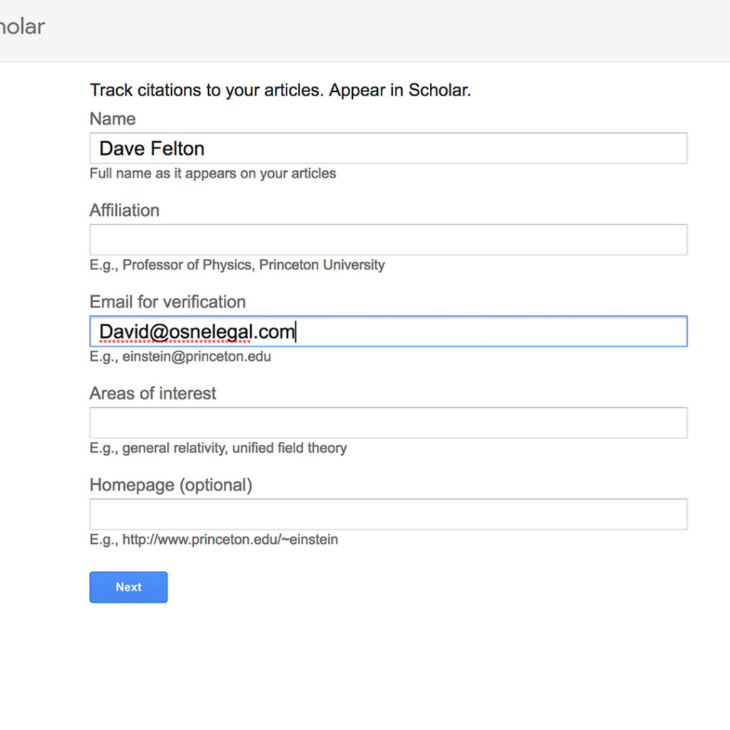 Google Scholar Access Court Cases Academic Papers And Sources