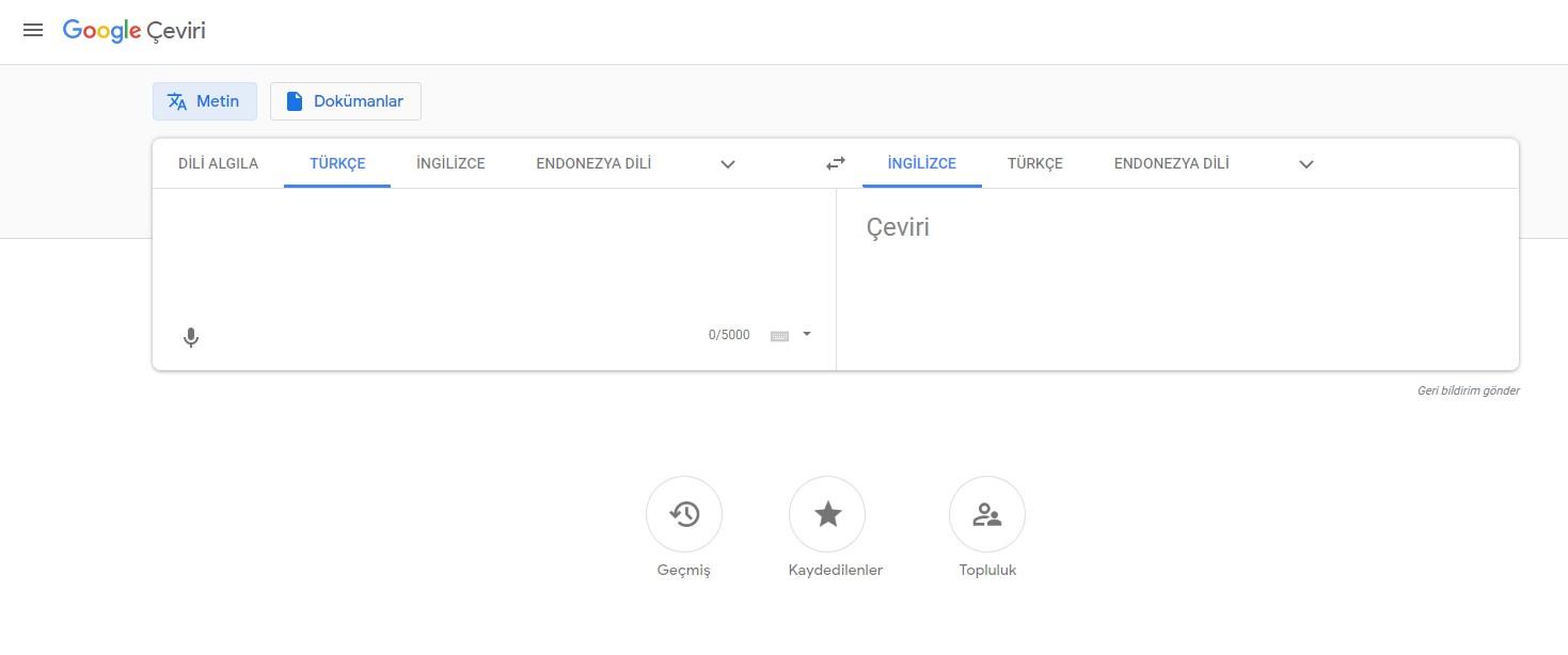 Profesyonel Tercümanlık İle Google Translate Kıyaslaması