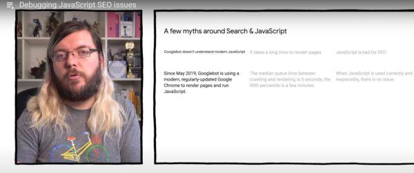 debugging javascript seo issues