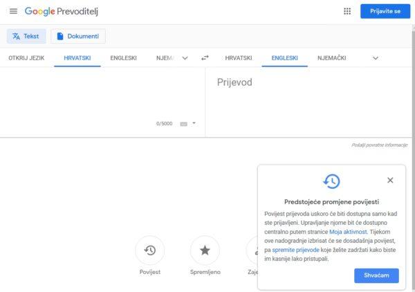 google prevoditelj